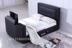 MILTON KEYNES KING SIZE TV BEDS - AND DOUBLE TV BEDS AVAILABLE - MATTRESSES AVAILABLE - NEW