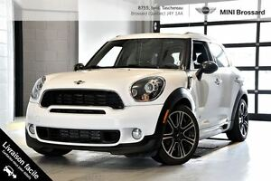 2014 MINI Cooper S Countryman JCW Package + 18PO + TOIT PANO + S