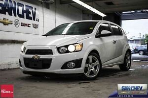 2012 Chevrolet Sonic LT Sunroof and remote start