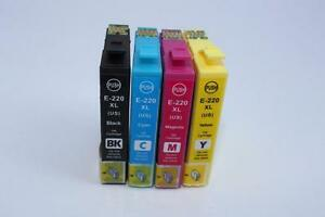 New Compatible Ink Cartridges for Epson T220XL XP-320 420