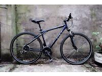 GT TRANSEO 3.0, hybrid road bike, 20 inch Medium size, 24 speed