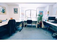 Light and Airy Office Space in Central Bristol | 236 sq ft | 24hr Access | Office 3D