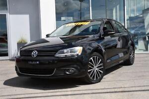 2014 Volkswagen Jetta ****Jetta 2014 Highline*** Toit ouvrant**C