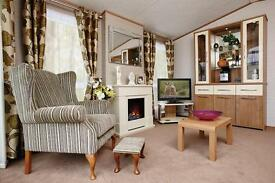 STATIC CARAVAN HOLIDAY HOME LODGE FOR SALE OCEAN EDGE LANCASHIRE NORTH WEST BY THE SEA LAKES