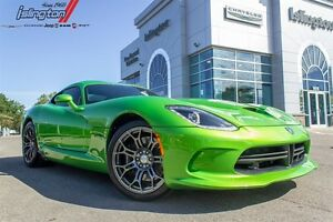 2014 Dodge SRT Viper **IN STOCK**VIPER GT**STRYKER GREEN**ULTRA
