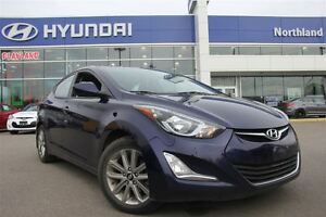 2014 Hyundai Elantra GLS/Bluetooth/Heated Seats/Back Up Cam/USB