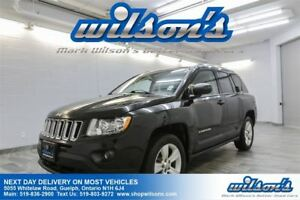 2013 Jeep Compass NORTH 4X4 SUV! BLUETOOTH! CRUISE CONTROL! POWE