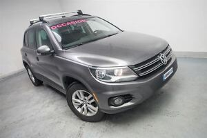 2014 Volkswagen Tiguan 4MOTION+BLUETOOTH