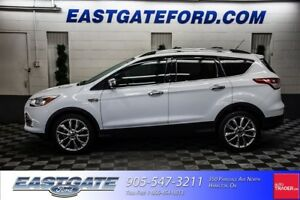 2016 Ford Escape SE with Chrome Pkg