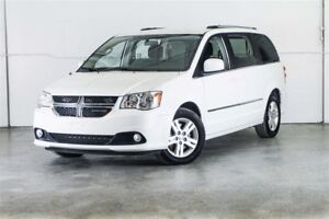 2017 Dodge Grand Caravan Crew Finance for $82 Weekly OAC