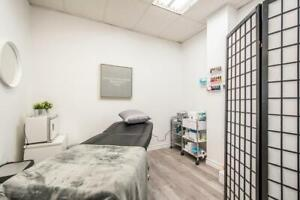 Treatment Room For Rent - Ideal for Lashes, Makeup, Massage, Health and Wellness Providers
