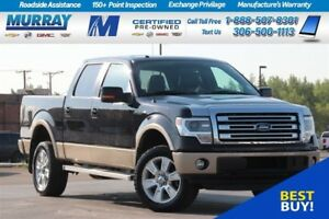 2013 Ford F-150 Lariat*NAV SYSTEM,SUNROOF,REAR CAMERA*