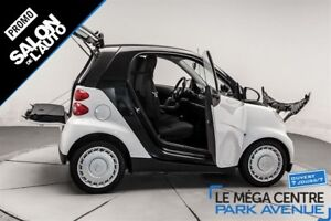 2011 smart fortwo PURE, A/C
