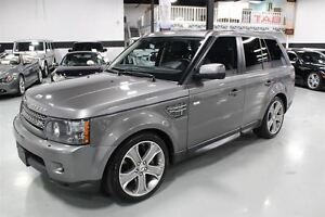 2011 Land Rover Range Rover Sport SUPERCHARGED   EXT WARRANTY  