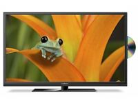 "Boxed Goodmans GVLEDHD32DVD 32"" Digital HD 1080 LED DVD Combi TV with Built in Freeview TV"