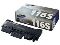Samsung D116S Original Black Toner Cartridge MLT-D116S/ELS