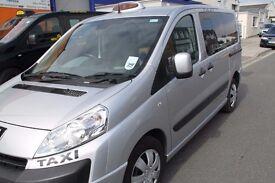 Peugeot Expert Tepee Taxi, M1, genuine 43000 miles Service History