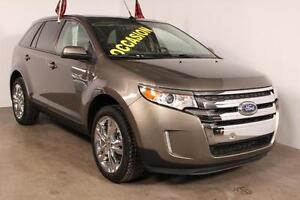 2013 Ford Edge SEL AWD CUIR HITCH