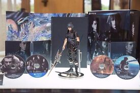 Final Fantasy 15 (XV) Ultimate Collectors Edition (PS4)