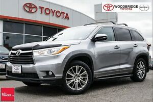 2014 Toyota Highlander XLE AWD, MOONROOF