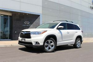 2014 Toyota Highlander Hybrid Limited Limited|Heated&Cooled S...