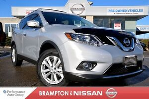 2015 Nissan Rogue SV  *Heated seats,Bluetooth,Rear view monitor*