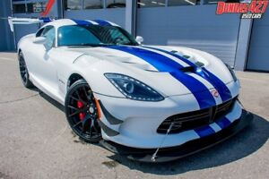 2017 Dodge Viper **IN STOCK**2017 VIPER ACR GTS-R EDITION**