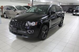 2016 Jeep Compass HIGH ALTITUDE 4X4 *CUIR/TOIT*