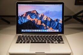 "MacBook Pro 13"" Mid 2014 - 2.8 Ghz - 8GB RAM - 500GB SSD"