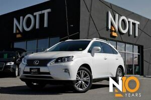 2014 Lexus RX 350 Touring AWD Navi Heated/Cooled Seats