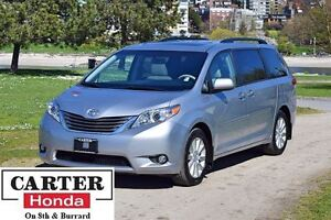 2014 Toyota Sienna XLE, 7 SEATS, AWD, Leather, CLEARANCE SALE!