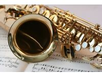 Beginner Saxophone Tuition
