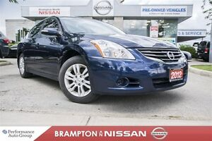 2012 Nissan Altima 2.5 S (CVT) *Leather|Heated seats|Rear camera