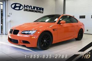 2013 BMW M3 LIMEROCK + COMPETITION PACK + GARANTIE +