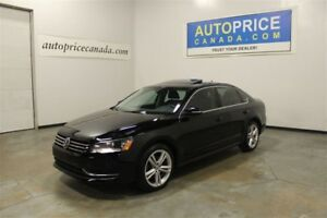 2014 Volkswagen Passat 1.8 TSI Comfortline HEATED SEATS|LEATH...