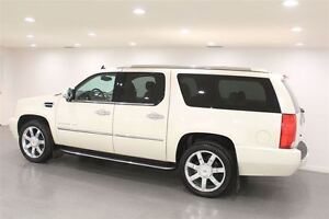 2013 Cadillac Escalade ESV Leather| Sunroof| Captians| PST Paid Regina Regina Area image 4