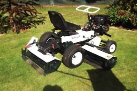 Allen National 3 Gang Lawn Mower Ride-On Lawnmower For Sale Armagh Area