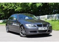 BMW 3 SERIES 2.0 320I SE 4d AUTO 148 BHP RAC APROVED DEALER (grey) 2007