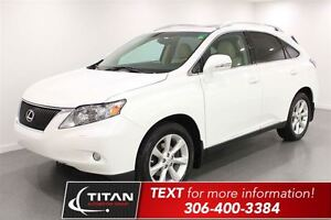 2010 Lexus RX 350 Auto| Leather| Sunroof| Navigation| Local Trad