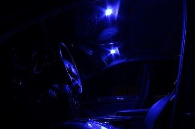 PRY TOOL 10 x Blue LED Interior Light Package For 2003-2008 BMW Z4 E85 E86