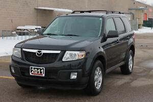 2011 Mazda Tribute GT V6 | 4x4 | V6 | Leather | CERTIFIED