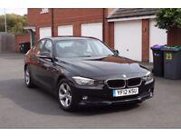 BMW 3 Series 2012 2.0 EfficentDynamics AUTOMATIC 3.20d 163 hp 20 Tax Black FSH