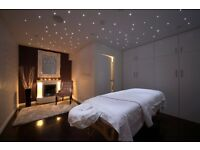 Massage and beauty treatments