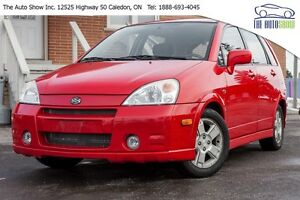 2003 Suzuki Aerio S PKG! ACCIDENT FREE! LOW KM!