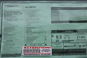 2016 Chrysler 200 Limited *SERVICE LOANER* London Ontario image 3
