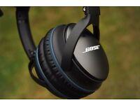 Bose Quietcomfort QC25i noise cancelling headphones