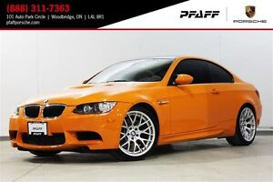2013 BMW M3 Coupe Fire Orange Limited Edition