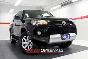 2015 Toyota 4Runner TRAIL EDITION 4WD DON VALLEY NORTH ORIGINAL