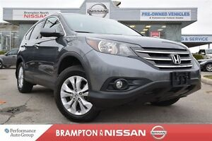 2012 Honda CR-V Touring *Leather,Navigation,Rear View Monitor*