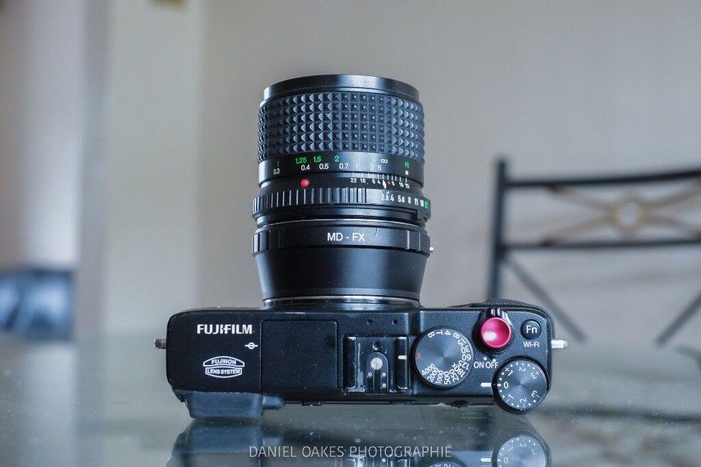 Fujifilm X-E2 Body - Black, Mirrorless camera